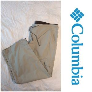 Columbia Lightweight Capri Pant Large